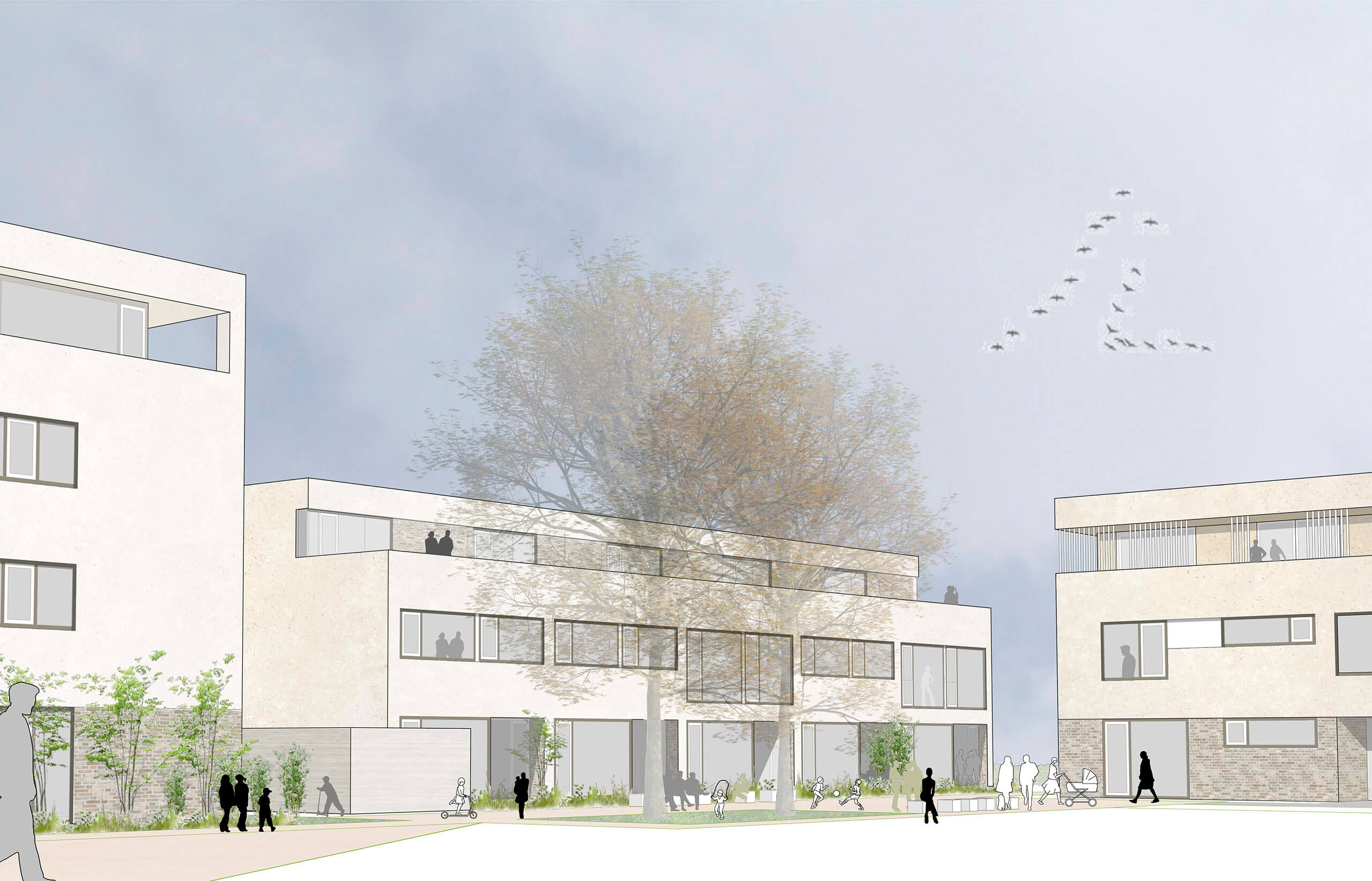 Neues Bauvorhaben in Weinstadt-Endersbach in Planung